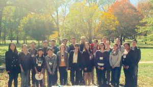 CBiRC Students_Fall 2015